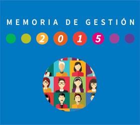Memoria de Gestión 2015