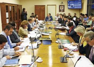 Comision de Salud de la Camara de Diputados discute proyecto de